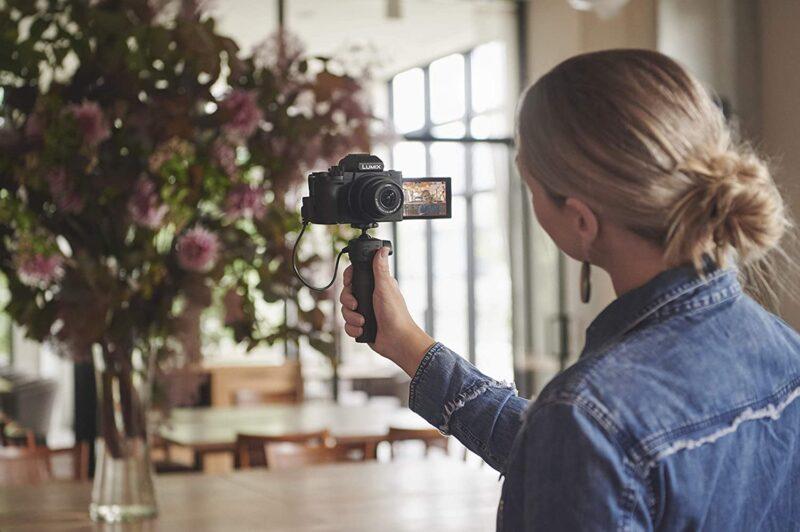 Beste Kamera für Youtuber Panasonic Lumix G100