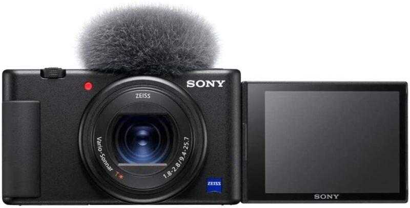 Sony Vlog und Youtube Kamera ZV-1