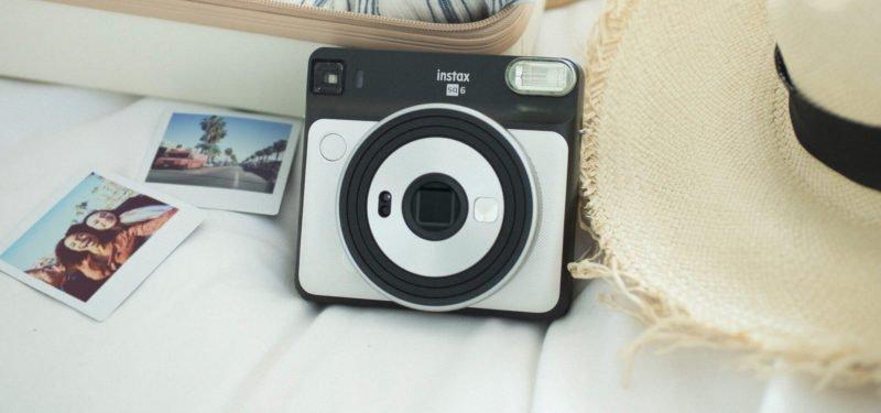 beste polaroid kamera Fujifilm Instax SQUARE SQ6