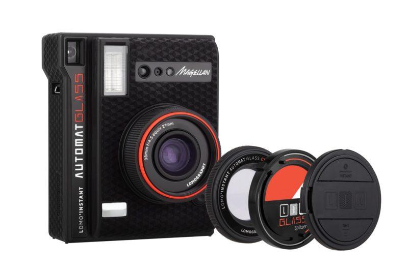 beste polaroid kamera Lomo'Instant Automat Glass Magellan Edition