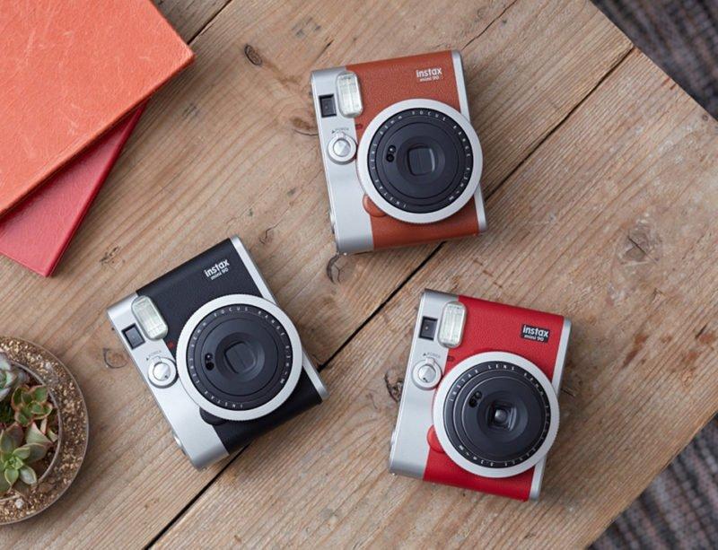 beste polaroid kamera instax mini 90