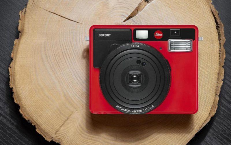 beste polaroid kamera leica sofort