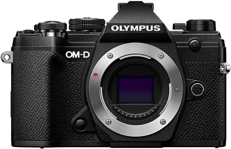 vlog kamera Olympus OM-D E-M5 Mark III