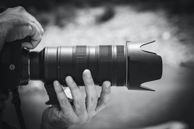 Zoom Objektiv Auswahl und Eigenschaften