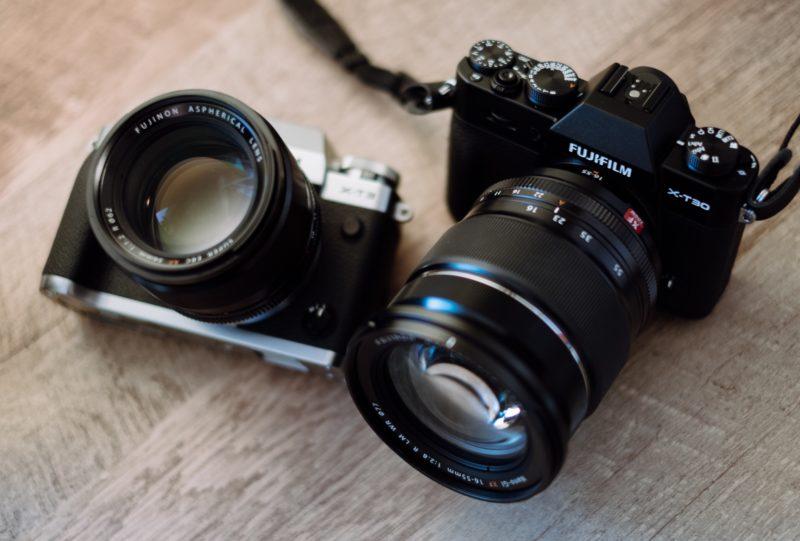 zoomobjektiv kamera