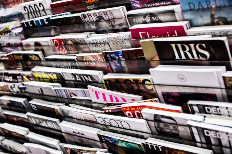 Fotozeitschriften Übersicht