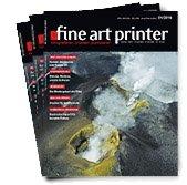 Fotozeitschriften Fine art printer