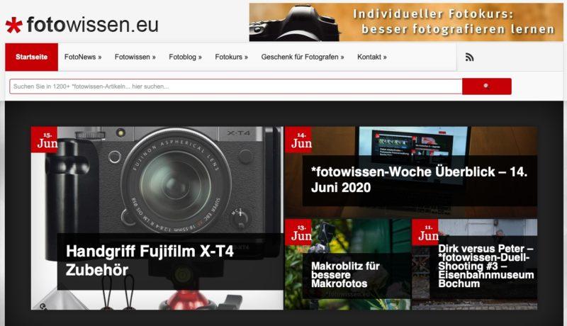 Fotozeitschriften Fotowissen eu
