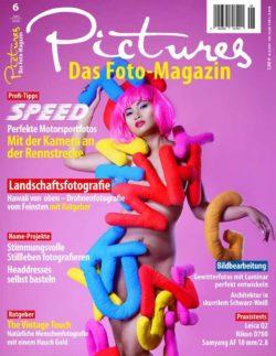 Fotozeitschriften Pictures Das Foto Magazin