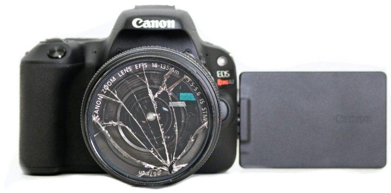 Kamera Versicherung Kaputte Kamera