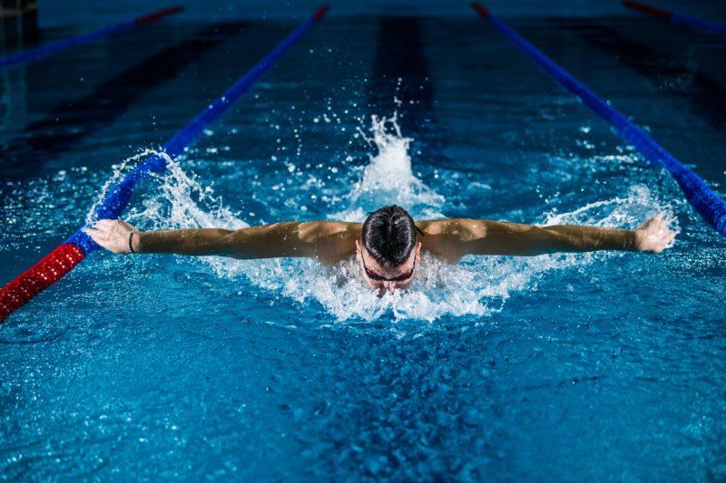 Schwimmer Sport