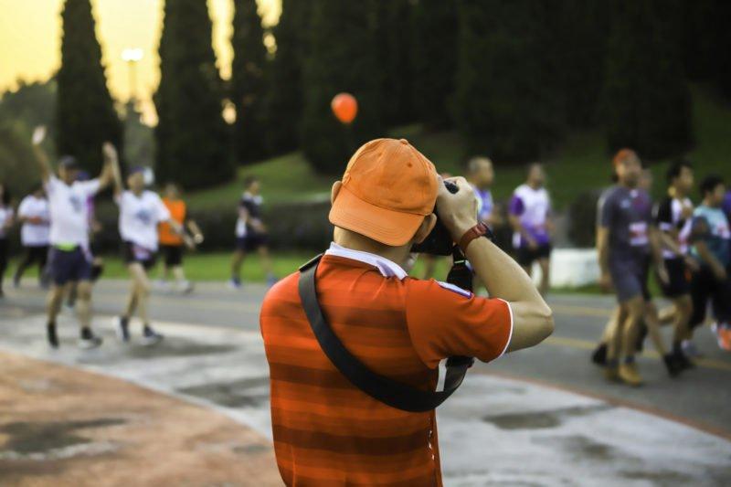 Fotograf Sport