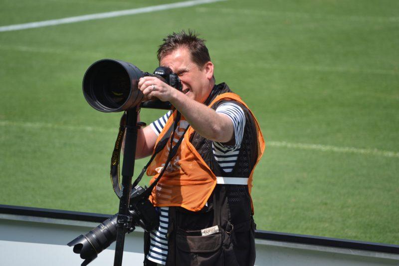 Sportfotografie Ausrüstung