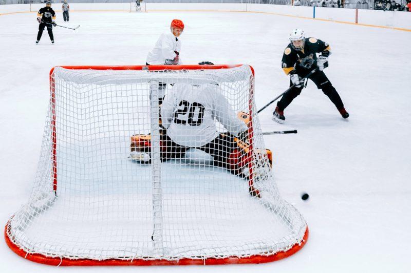 Sportfotografie Eishockey