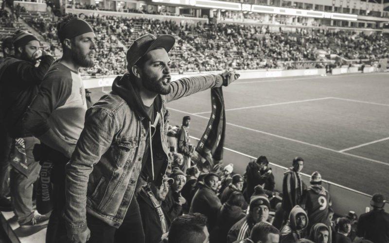 Sportfotografie Emotionen