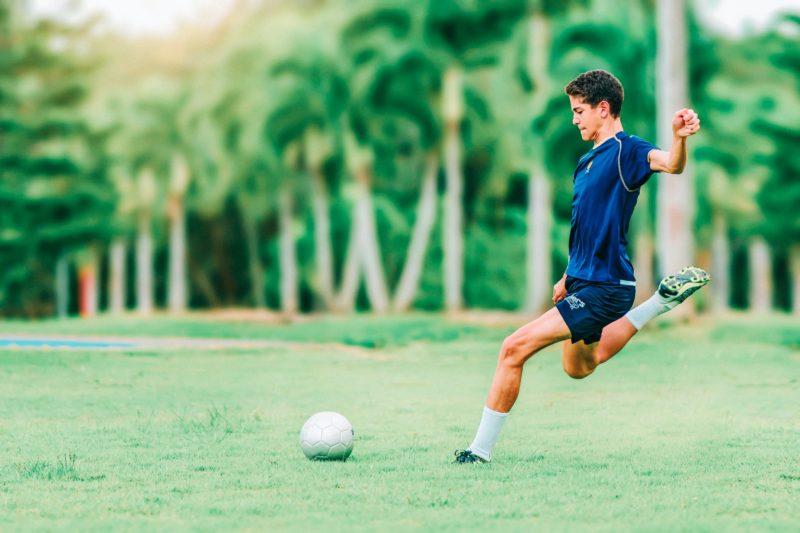 Sportfotografie Fussball
