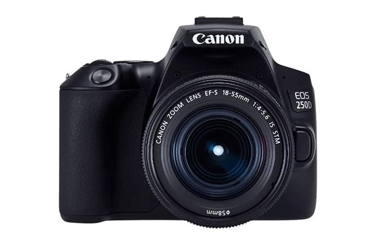beste kamera canon eos 250d