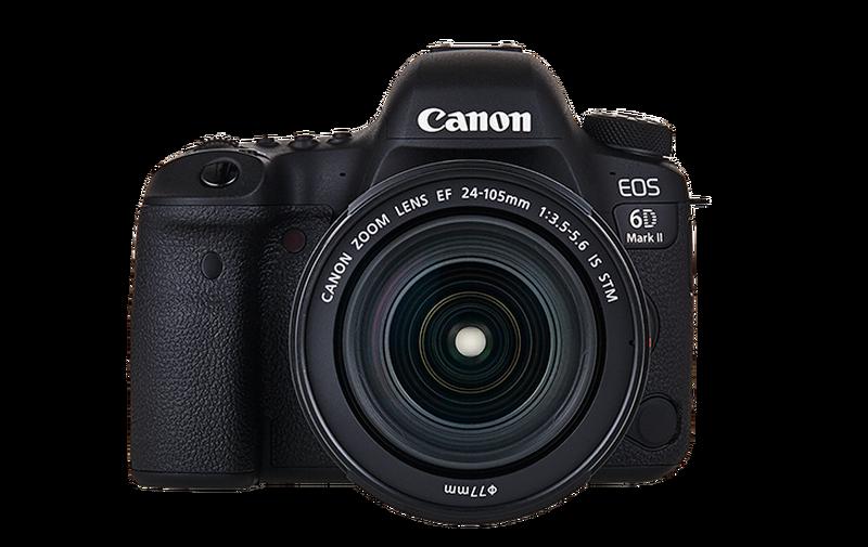 beste kamera canoneos6dii