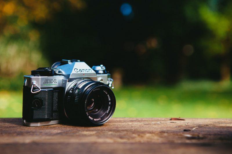 film kamera canon ae 1
