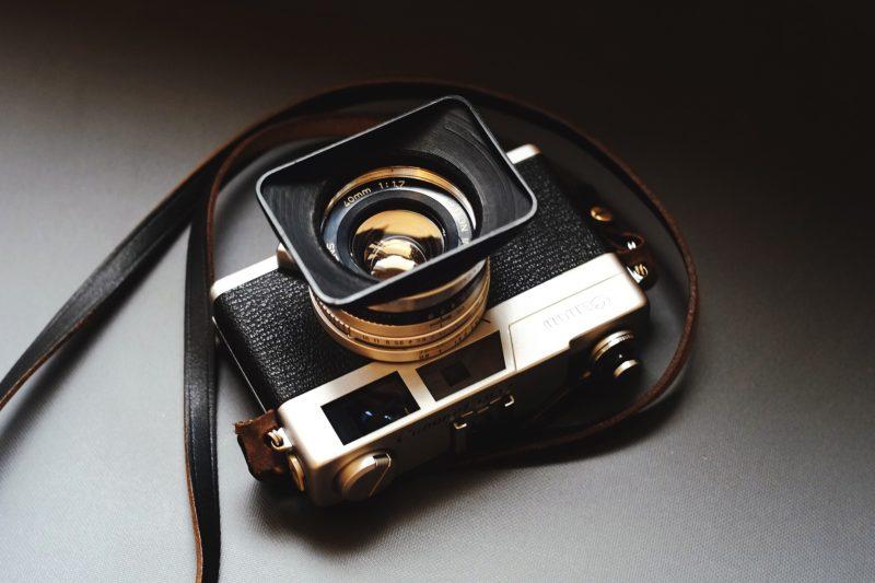 film kamera canonet g iii ql 17