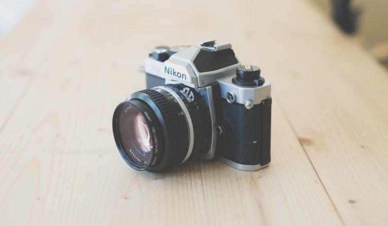 analoge kamera nikon fm 2