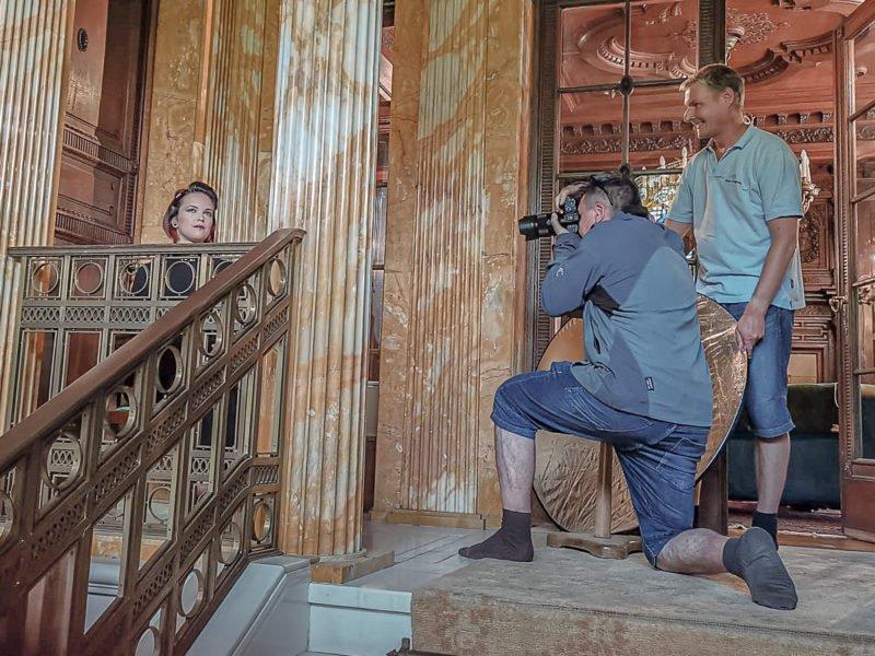 fotografie workshop shooting