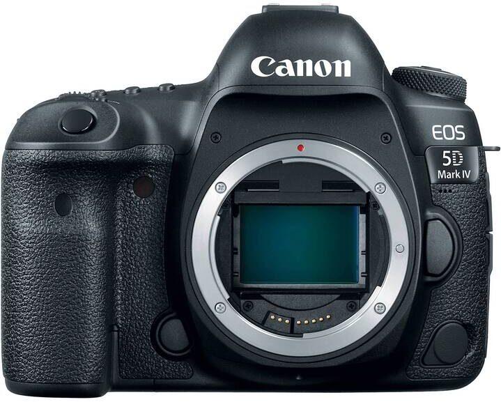 Canon EOS 5D Mark IV beste DSLR
