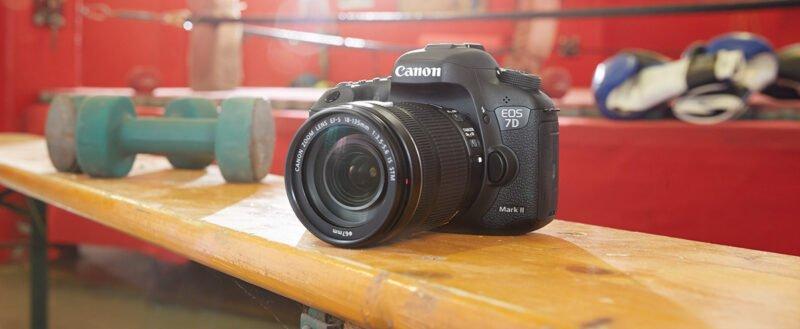 beste dslr kamera canon7dmarkii