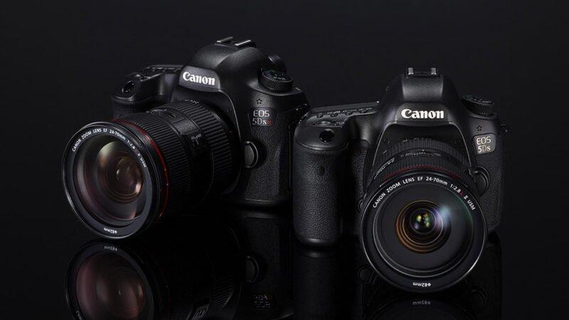 canon EOS 5DS und 5 DS R