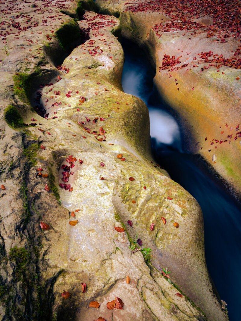 Fotolocations Wasserlauf als Motiv