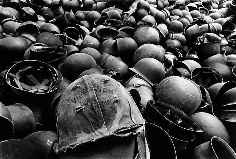 kriegsfotografie philip jones griffiths vietnam