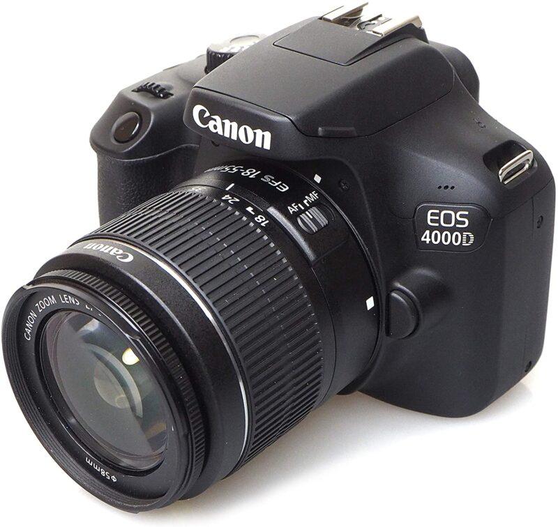 Beste DSLR Canon EOS 4000D Test