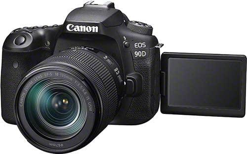 Beste DSLR Canon EOS 90D Fortgeschrittene