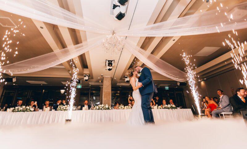 Hochzeit Tanz fotografieren