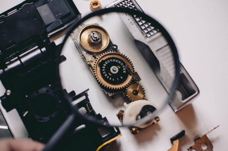 Wie funktioniert eine Kamera?