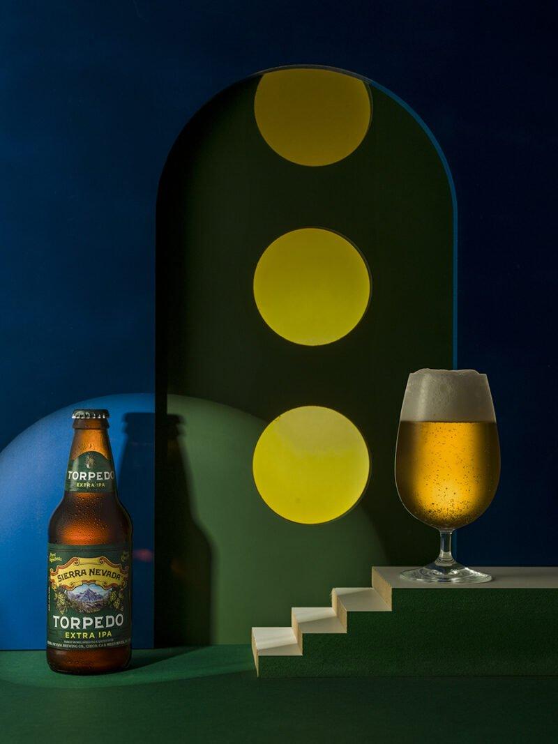Bier Werbefoto