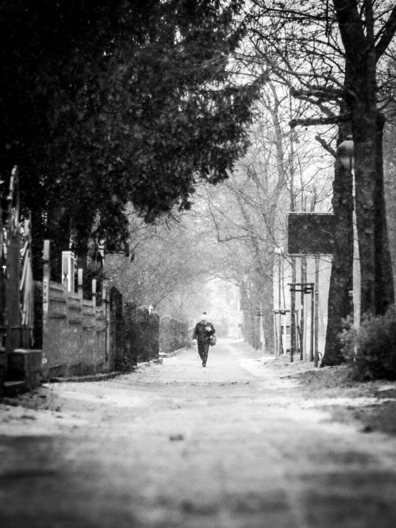 Streetfotografie zentral