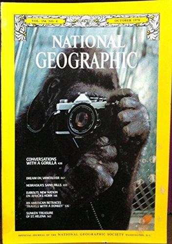Fotografie National Geographic Koko Selfie