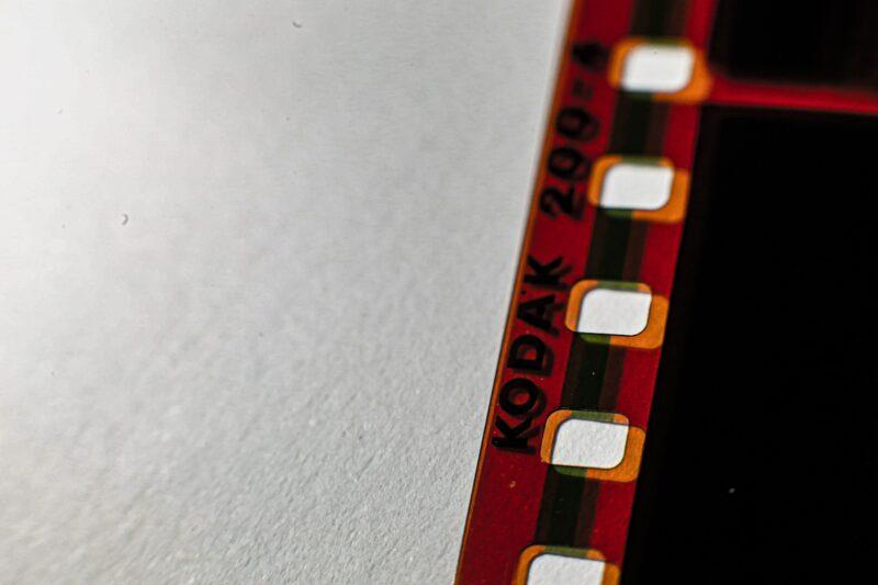 Kodak Sprache Fotografie