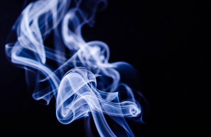Kreative Fotoideen Rauch
