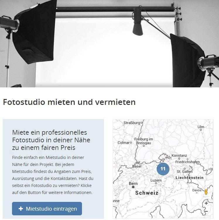 Fotostudios