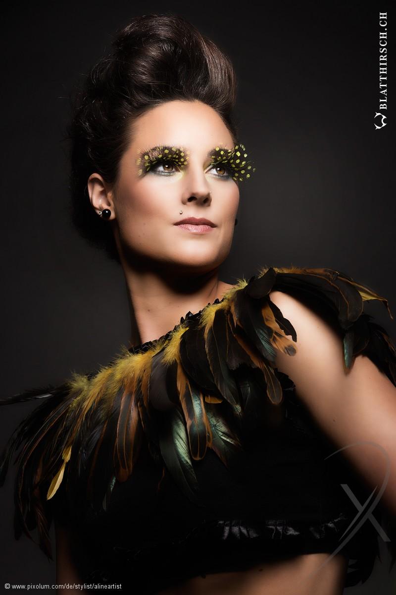Stylist Meggen Schweiz AlineArtist | pixolum