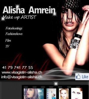 Stylist Visagistin Alisha