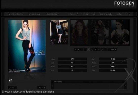 Stylist Effretikon Schweiz Visagistin Alisha | pixolum