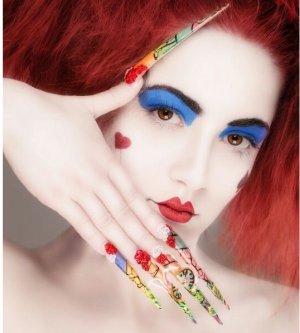 Model Kateryna B