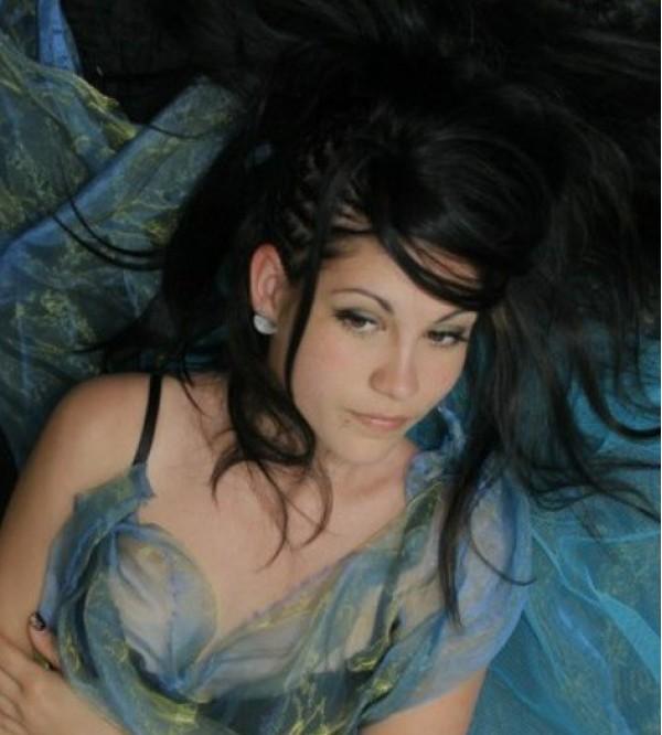 Model Johanna J