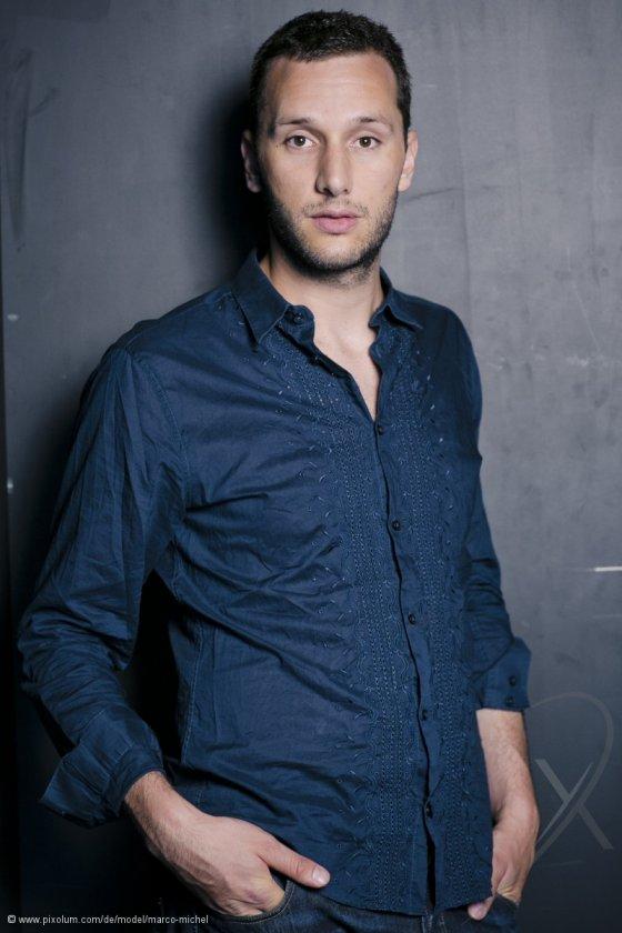 Model Deutschland Marco M | pixolum