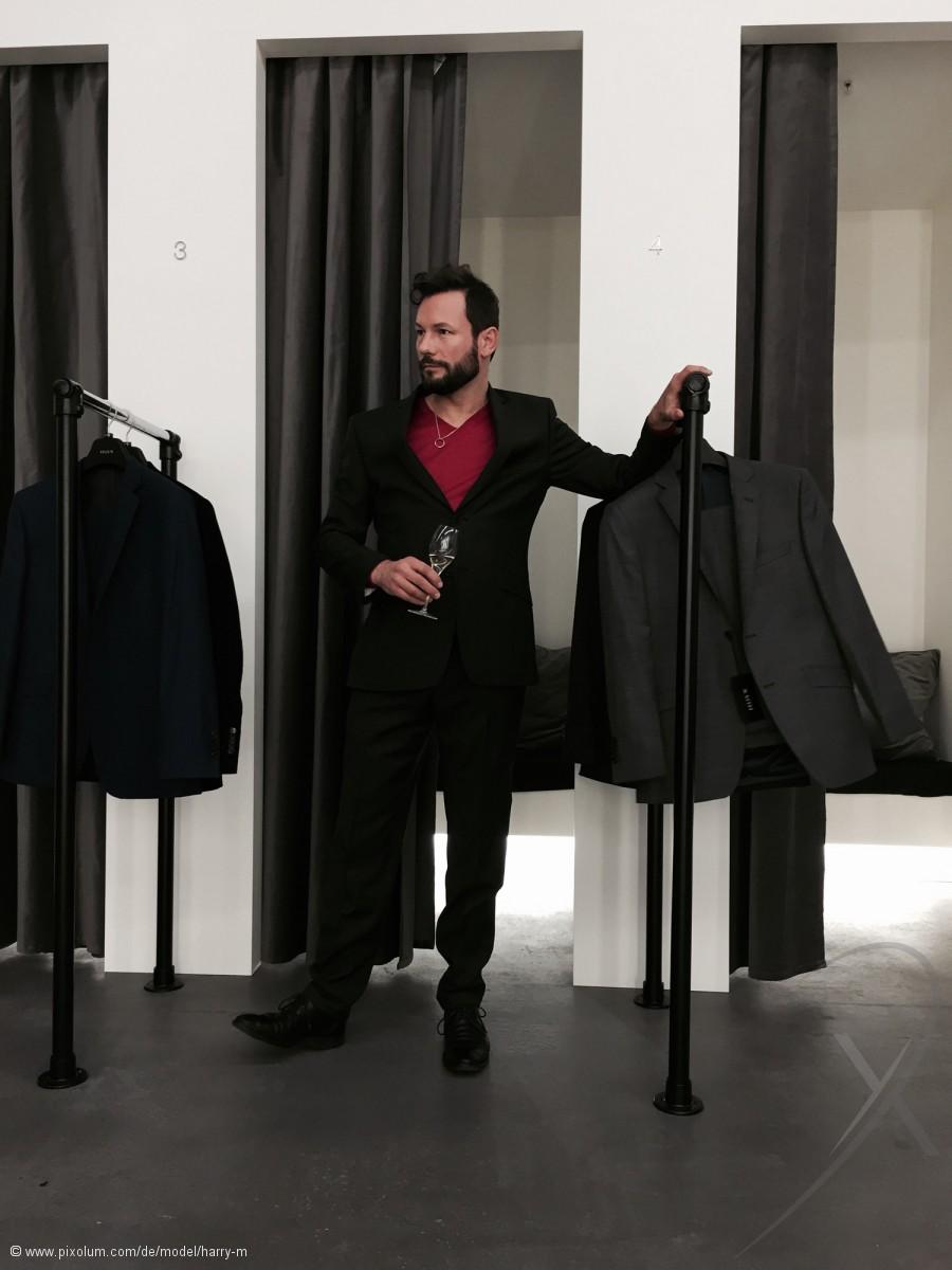 Model Schweiz Harry M | pixolum