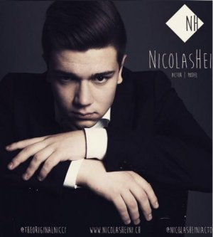 Model Nicolas H