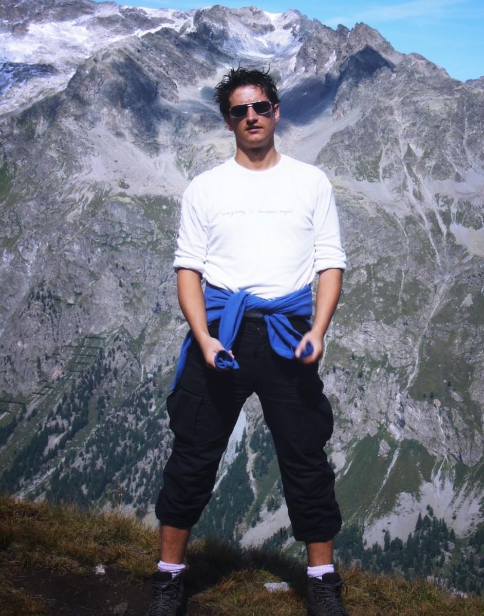 Model Schweiz Harald B | pixolum